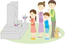 「お墓参り」の画像検索結果