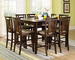 small square kitchen table: impressive tall kitchen table crafts beautiful round dining table for small pertaining to square kitchen table and chairs modern