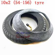 <b>10</b> Inch Tire for <b>Xiaomi Mijia</b> M365 Electric Scooter <b>10x2</b> Inflation ...