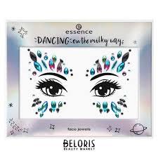 <b>Наклейки</b>-<b>украшения для лица Face</b> Jewels №01 <b>Dancing</b> On The ...