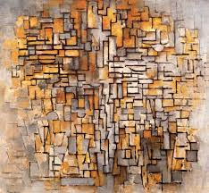 Image result for early mondrian