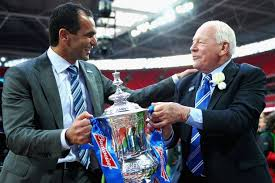 Whelan and Martinez FA Cup