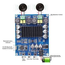 <b>TPA3116 2.1 Digital Audio</b> Amplifier Board TPA3116D2 Subwoofer ...