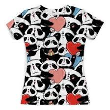"""Женские футболки c популярными принтами """"медведь"""" - <b>Printio</b>"""