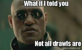 Meme Creator - What if I told you Not all drawls are ginger and ... via Relatably.com