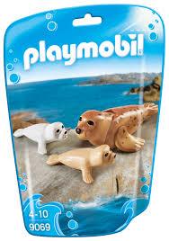 Набор с элементами <b>конструктора Playmobil Family</b> Fun 9069 ...