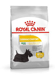 Buy <b>Royal Canin Mini DERMACOMFORT</b>, 1 kg Online at Low Prices ...