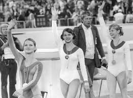 Gymnastics at the 1972 Summer Olympics – Women's artistic individual all-around