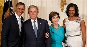 President Barack Obama, former