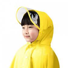 <b>Детский дождевик Xiaomi</b> Children Cloak Raincoat (120 см) iClub ...
