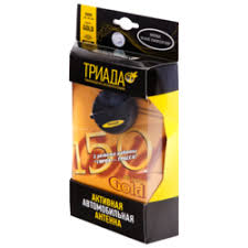 «Автомобильная <b>антенна Триада</b> Триада-150 GOLD ...