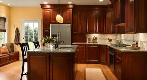 Small Picture 4 Unique Ways To Use Cherry Cabinets In Your Kitchen KraftMaid