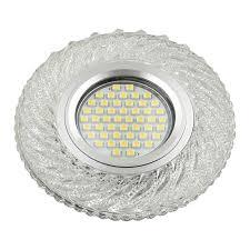 Встраиваемый <b>светильник Fametto DLS</b>-<b>L137</b> зеркальный ...