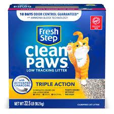 <b>Fresh Step Cat</b> Litter: Clumping, Crystals & Multicat   Petco