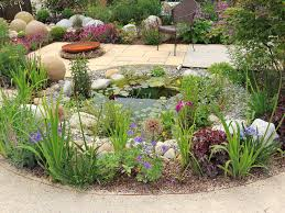 Small Picture How to design and build a wildlife pond Saga