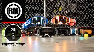 Best <b>Motocross Goggles</b> | 2019 - YouTube