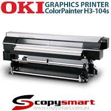 OKI <b>ColorPainter H3</b>-<b>104s</b> Graphics Printer – Large Format Printer -