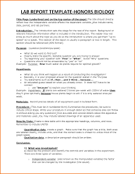 Scientific data     Formal Lab Report Template   Formal Lab Report