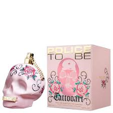 Buy <b>Police To Be Tattooart</b> Women Eau De Parfum 125ml in India at ...