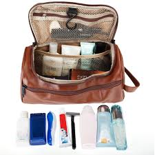 The 5 Best <b>Men's Toiletry Bags</b> For <b>Travel</b> | TouristSecrets
