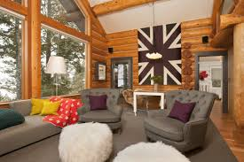 rustic cabin furniture ideas