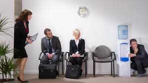 how do you face an interview if you are nervous reference com