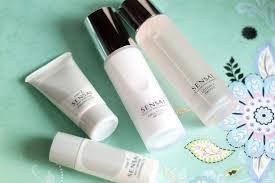 Дорожный набор <b>Sensai</b> для очищения и увлажнения кожи ...