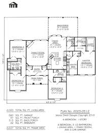 Ranch Style House Plans Without Garage   Styles Of Homes With Picturesranch style house plans  out garage