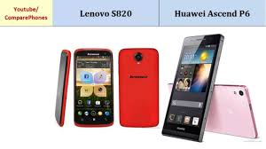 Lenovo S820 OR Huawei Ascend P6, all specifications - YouTube