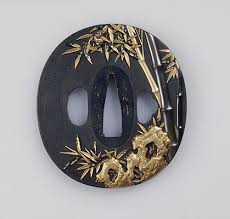 the japanese blade technology and manufacture  essay  heilbrunn  sword guard tsuba