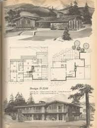 Vintage House Plans  s Exaggerated Mansard style has a    Vintage House Plans  s