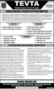 pec jobs latest jobs in technical and vocational education pec jobs latest jobs in technical and vocational education training authority of punjab