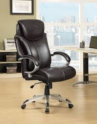 full size of tables chairs captivating black leather metal executive office chairs creamy wooden brown metal office desk