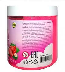 <b>Слайм Slime Cream-Slime 450гр</b> с ароматом клубники SF05-S ...