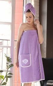 Karna <b>Набор для сауны женский</b> лиловый (588 Joliy-4) по цене ...
