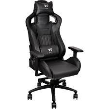 Купить <b>Кресло</b> компьютерное <b>игровое Thermaltake</b> Premium <b>X</b> Fit ...
