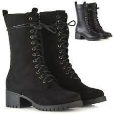 Synthetic Boots for Women for sale | eBay