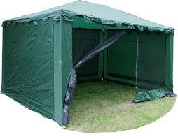 Тент-<b>шатер Campack Tent G-3401W</b> (со стенками) купить за 18 ...