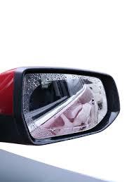 Внешний декор TipTop <b>Пленка на зеркала</b> , анти-дождь ...