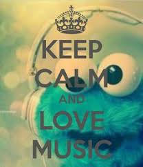 9. <b>Keep Calm and Love</b> Music - Going to College is Like Music