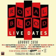 <b>Royal Blood</b> (@royalblooduk) | Twitter