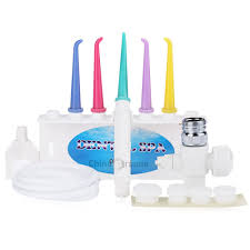<b>Convenient</b> Tooth Care Professional <b>Water Floss</b> Oral Irrigator ...