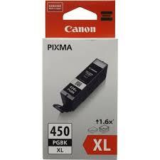 Оригинальный <b>картридж Canon PGI-450PGBK XL</b> (с черными ...