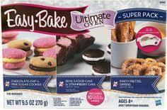 Easy-Bake Oven - Betty Crocker <b>Mini</b>-<b>Wave Oven</b> Commercial (1980 ...