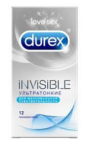 <b>Презервативы DUREX Invisible</b> | Watsons