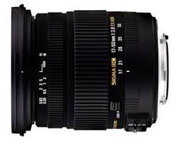 <b>Sigma AF 17</b>-<b>50mm</b> f/2.8 EX DC HSM OS – обзор <b>объектива</b>