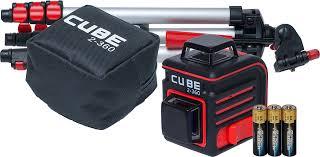 """<b>Построитель лазерных плоскостей ADA</b> """"Cube 2-360 ..."""