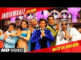 INDIAWAALE | Happy New Year | Official Song (2014) - YouTube