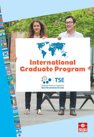 international graduate program tse at the heart of economics want to a brochure