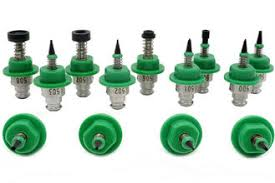 <b>SMT</b> Spare Part Green <b>Juki Nozzle</b> Charmhigh <b>smt</b> Pick and Place ...